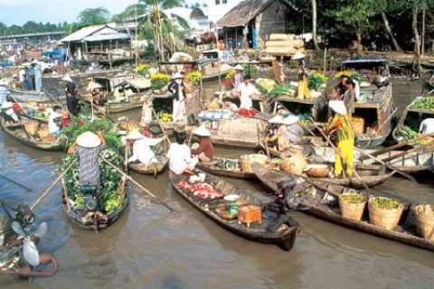 Ho Chi Minh: 2-Day Cai Rang Floating Markets Private Tour