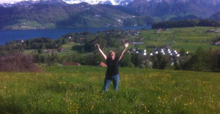Lake Lucerne Half-day Country Walk