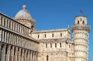 Pisa: Führung mit optionalem Ticket für den Schiefen Turm