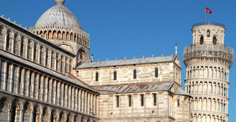 Pisa: Guided Walking Tour with Optional Leaning Tower Ticket