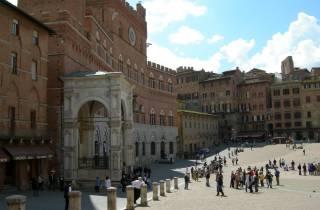 Siena: Geführter Rundgang mit optionalem Dom-Besuch
