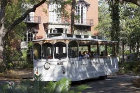 Savannah: excursão em bonde histórico tipo hop-on hop-off