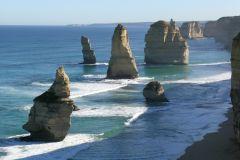 Excursão Great Ocean Road e 12 Apóstolos da Austrália