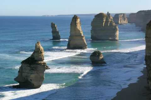 Australia's Great Ocean Road and 12 Apostles Full-Day Tour
