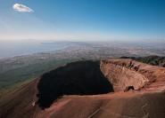 Ab Neapel: Ganztägige Wandertour zum Vesuv