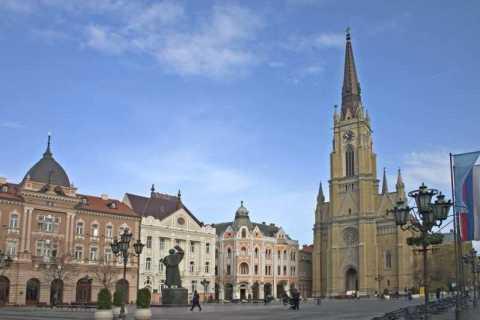 From Belgrade: Novi Sad & Sremski Karlovci Tour