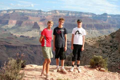 From Las Vegas: Grand Canyon South Rim Private Group Tour