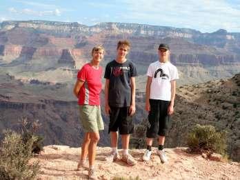 Ab Las Vegas: Private Gruppentour zum Grand Canyon