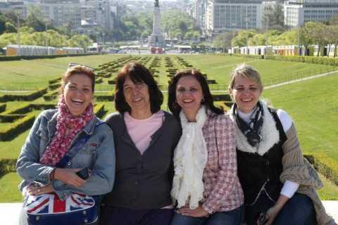 Lisbon City Tour: Full-Day
