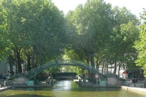River Seine Cruise from Parc de la Villette