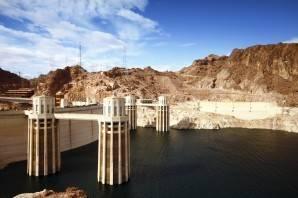 Ab Las Vegas: Hoover Dam Express-Shuttle oder Deluxe-Tour