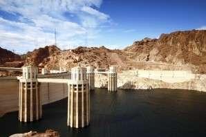 Ab Las Vegas: Hoover Dam Express Shuttle oder Deluxe Tour