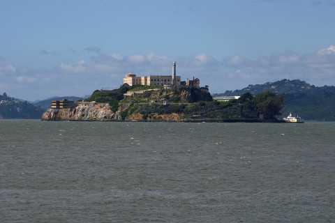 San Francisco City Tour with Visit to Alcatraz