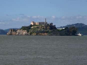 San Francisco: Stadtrundfahrt mit Alcatraz-Besuch