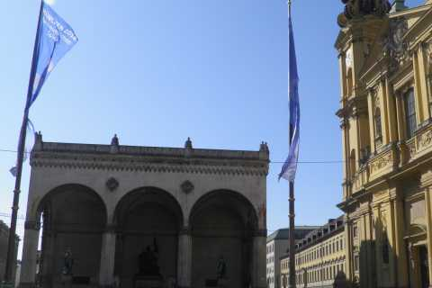 Munich Guided Walking Tour - Birthplace of the Third Reich