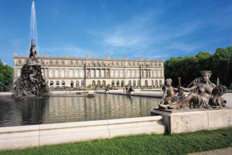 De Munich: tour du Herrenchiemsee et excursion en bateau