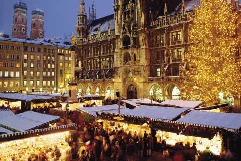 Munique: Excursão Mercados Natalinos e Vila de Natal