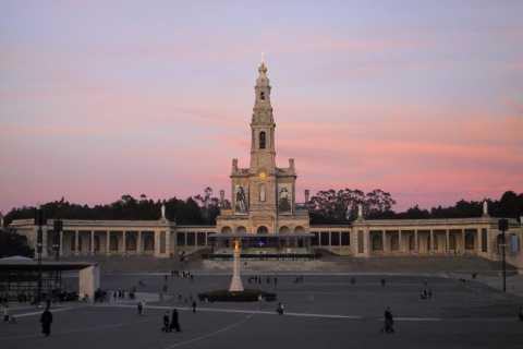 Shore Excursion: Lisbon and Fátima