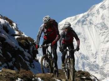 Kathmandu: Mountainbike-Tagestour