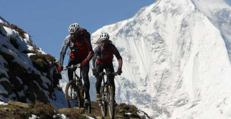 Kathmandu: Full-Day Mountain Biking Tour