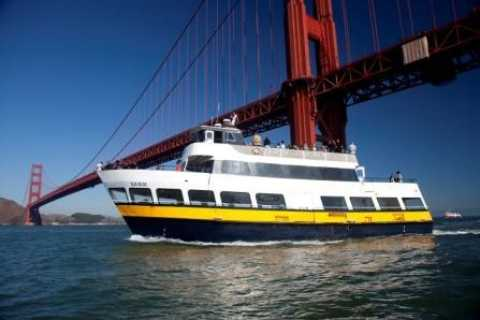 San Francisco: Hop-On Hop-Off City Bus Tour and Bay Cruise