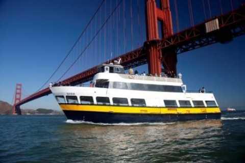 Bus & Boat Adventure: Hop-On Hop-Off City Tour + Bay Cruise