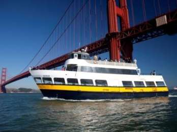 San Franciso: Hop-On/Hop-Off-Sightseeing-Tour Bootstour