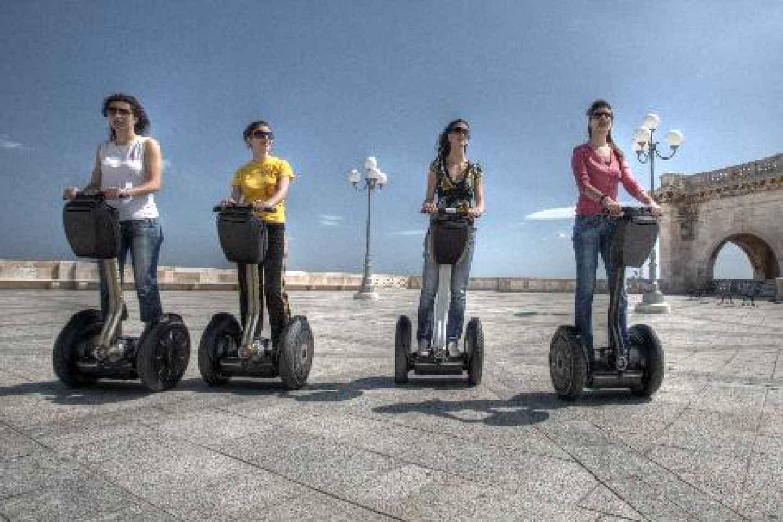 Sardinien: Segway-Tour durch Cagliari