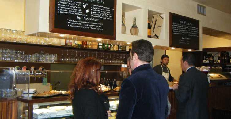 From Padua: Walking & Wine Tasting City Tour