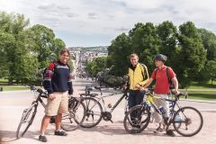 Oslo Destaques 3 horas Bike Tour
