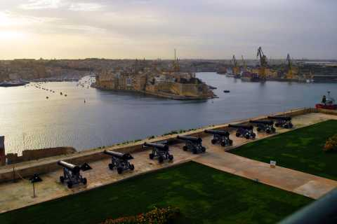 Malta's 3 Cities Tour & Wine Tasting