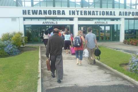 Hewanorra Airport St. Lucia Transfers to Soufriere