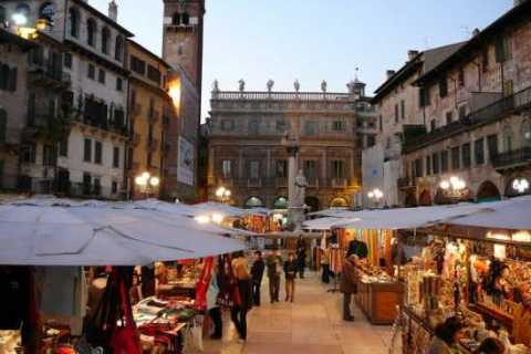 Verona: Walking Tour of Historical Center