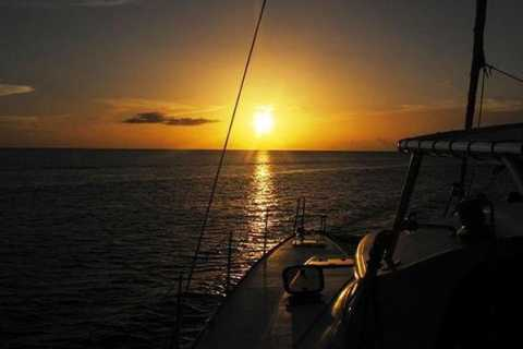 Soufrière: 3-Hour Sunset Sailing in Saint Lucia