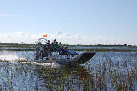 Everglades: 2 horas en el parque recreativo Sawgrass