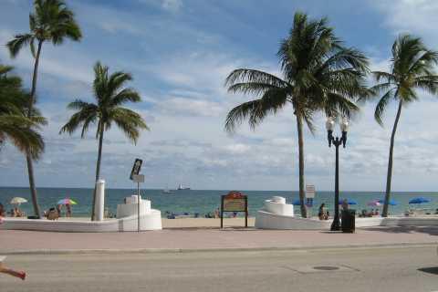 Hoteles Sedan-MIA privados↔Port Everglades / FLL Hotels↔MIA Port