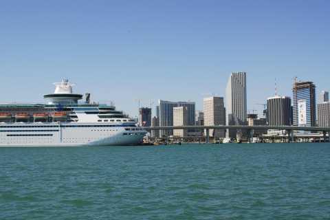 Private Sedan-MIA Apt↔Port Everglades / FLL Apt↔Port of Miami