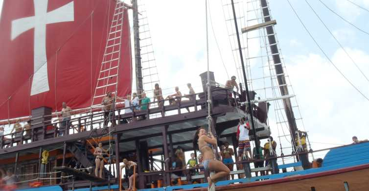 Barbados Jolly Roger Pirate Cruise & Lunch