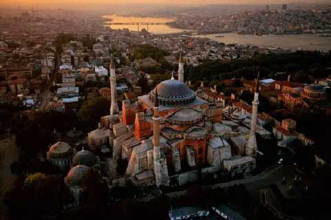 Istanbul Imperial: Full-day Private City Tour