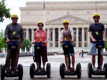 Washington, D.C.: Segway Sightseeing-Tour