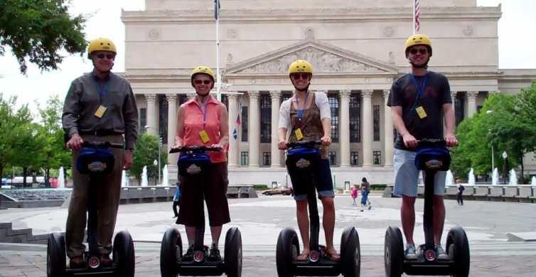Washington, D.C.: 2.5-Hour Sites by Segway Tour