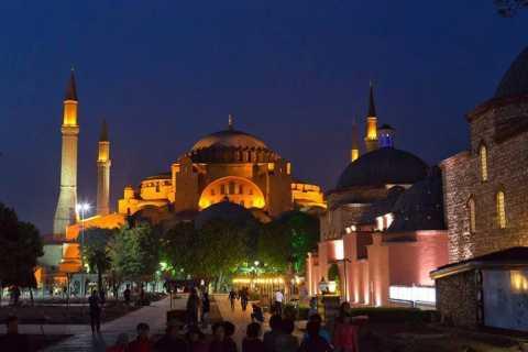 Byzantinische Vormittagstour durch Istanbul