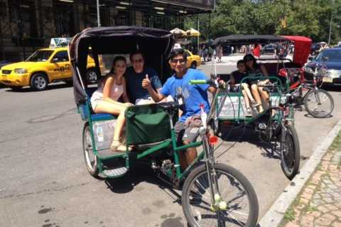 New York: 2-Hour Central Park Pedicab Tours