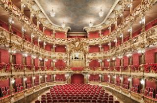 Picture: Munich: Gala Concert in the Cuvilliés Theatre