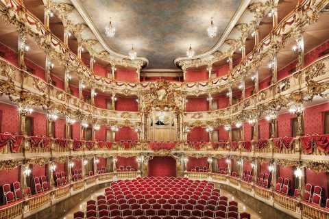 Munich: Gala Concert in the Cuvilliés Theatre
