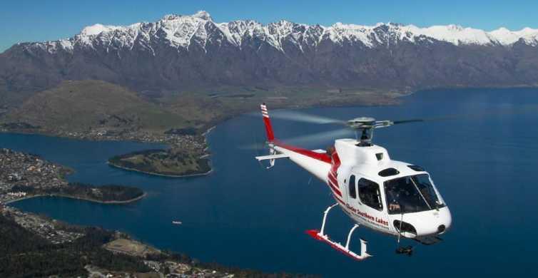 Queenstown: Scenic Alpine Heli-Flight