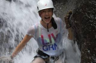Costa Rica: Mambo Combo Abseilen Rafting in Costa Rica
