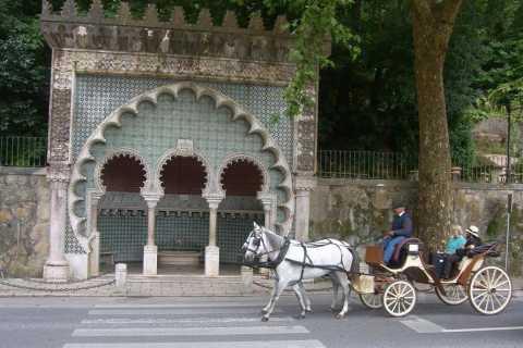 Sintra: Excursão Turística Particular de 1 Dia
