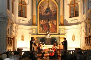 Picture: Munich: Concert in the Court Chapel of the Residenz