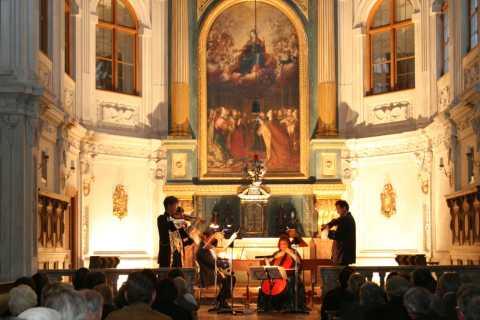München: concert in de Hofkapel van de Residenz